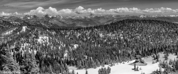 Spring at Big Mountain II