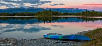 Boya Lake Escape