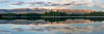 Boya Lake Moods