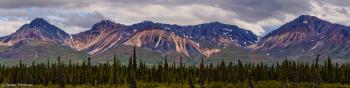 Denali Highway 8-Alaska Range