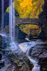 Rainbow Falls and Bridge