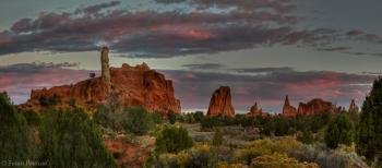 Kodachrome Basin Sunset